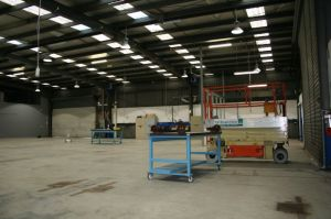 Factory Fit Out