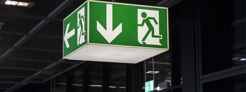 RECIPS Exit & Emergency Lighting