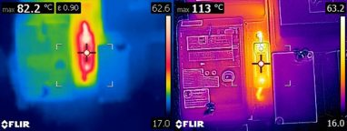 RECIPS Thermal Scanning