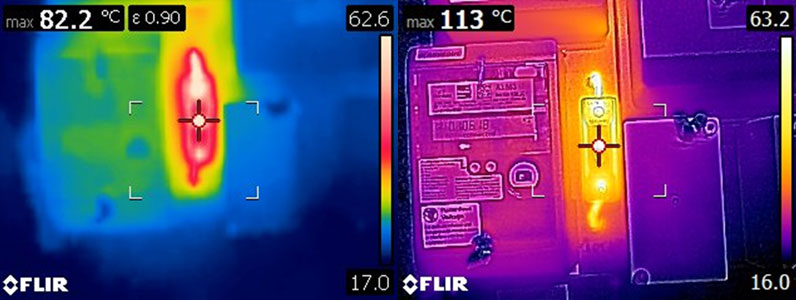 RECIPS Thermal Scanning